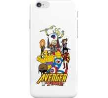 Avenger Time iPhone Case/Skin