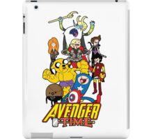 Avenger Time iPad Case/Skin