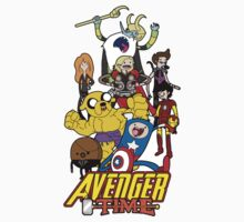 Avenger Time by Andrethegiant