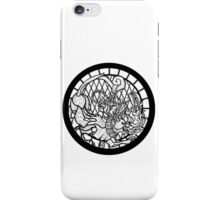 The Panther Window (Leads only) iPhone Case/Skin