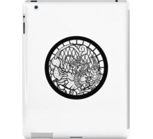 The Panther Window (Leads only) iPad Case/Skin