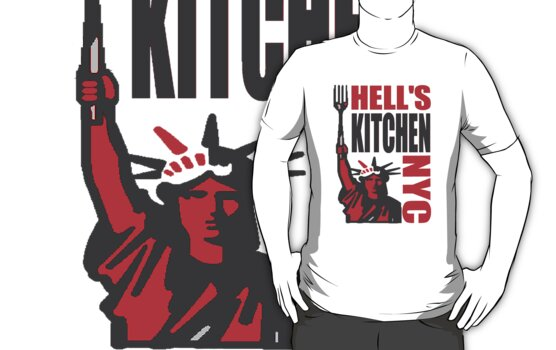 Hell's Kitchen Liberty NYC by Urban59