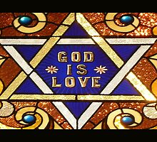 God is Love by Tammy Soulliere