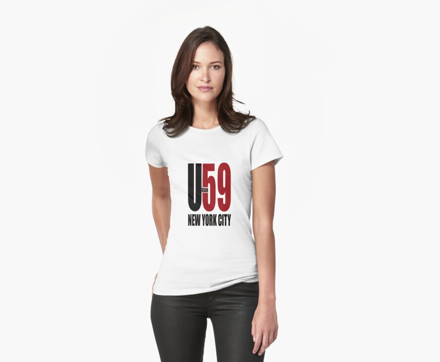 Urban59 Logo Shirt by Urban59