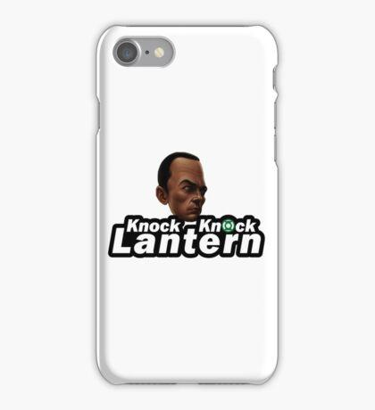 KnockKnock Sheldon iPhone Case/Skin