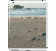 Ripples on an Alien Shore iPad Case/Skin
