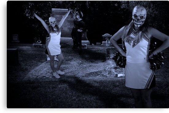 Reaper Girls by Deverie