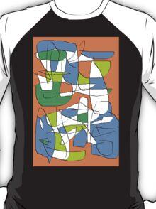 Chinese blessing - Cao Lin Wong Shuen T-Shirt