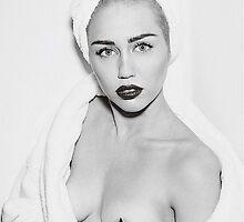 Miley cyrus by aodena