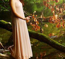 Autumn Princess by Marinshe