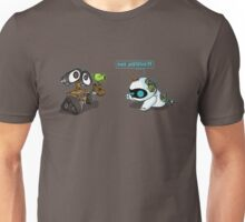 Eve zombie (plant) Unisex T-Shirt