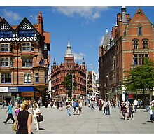 Nottingham Square Photographic Print