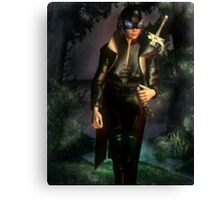 RavenShield the Slayer Canvas Print
