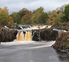 Low Force Waterfall by Paul Bettison