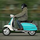 Lambretta Li150 by Tony  Newland