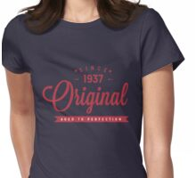 Since 1937 Original Aged To Perfection Womens Fitted T-Shirt