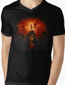 Hobbit nightmare Mens V-Neck T-Shirt