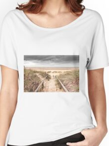 Brancaster Steps Women's Relaxed Fit T-Shirt