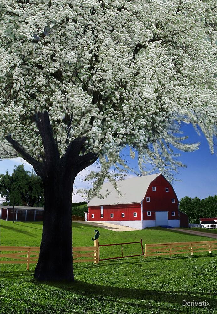 Springtime! by Derivatix