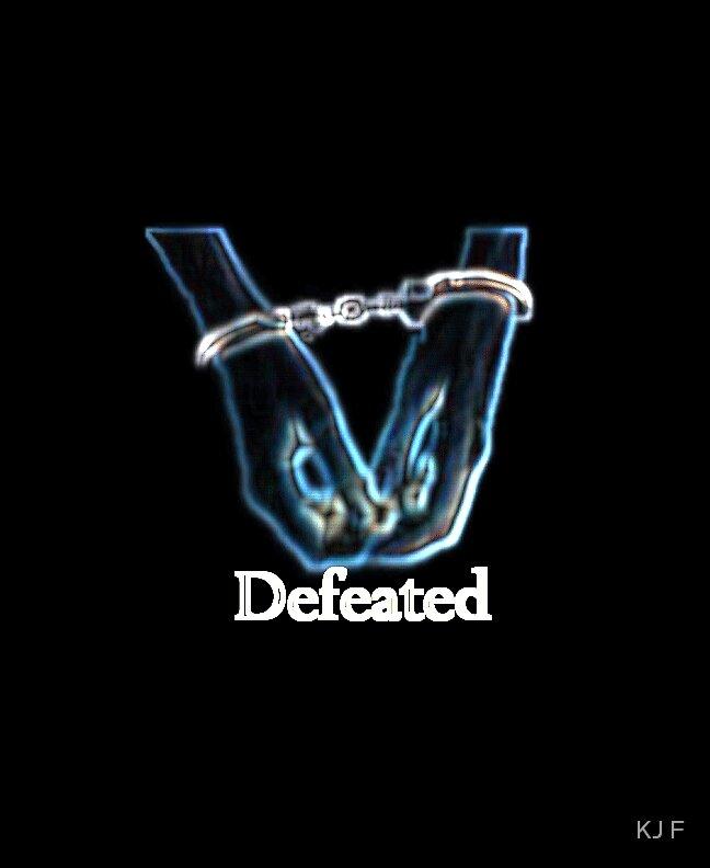 Defeat by KJ F