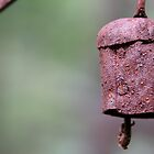 Rusty bell by GodsInformation