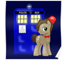my little pony doctor whooves Poster