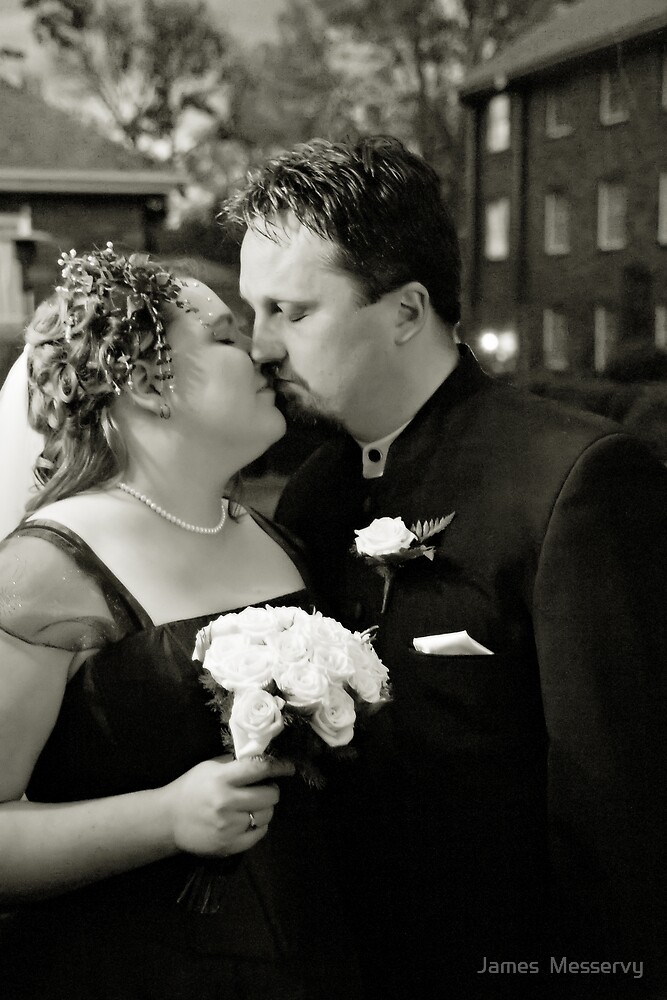 Kiss by James  Messervy