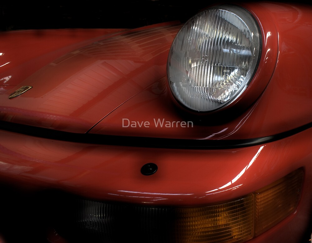 Porsche2 by Dave Warren