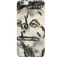 Lawrence's Gargoyle iPhone Case/Skin