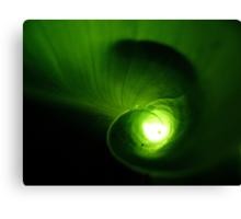 Tunnel of Light Canvas Print