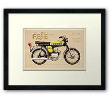 Yamaha FS 50 Framed Print
