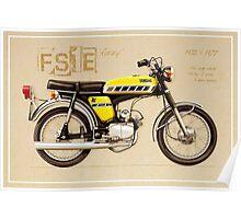 Yamaha FS 50 Poster