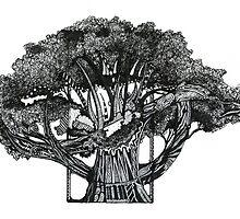Tree of Summer by Danielle J. Scott (Smith)