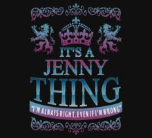 it's a JENNY thing by RooDesign