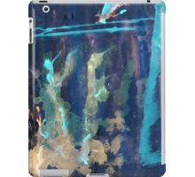 Katzen - 001 - On A Wire iPad Case/Skin