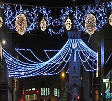 Christmas in Brighton 1 by Joe Bolingbroke