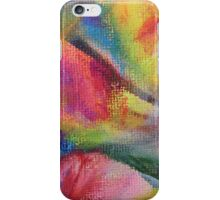 """Dreamscape No.2"" original abstract artwork by Laura Tozer iPhone Case/Skin"
