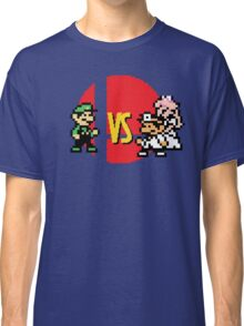 8 BIT VS. - Time for a Checkup Classic T-Shirt