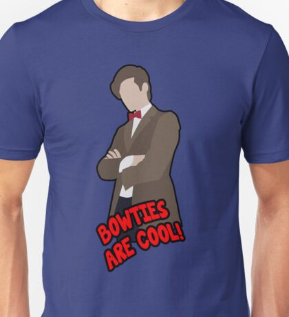 Doctor Who || Bowties are Cool Unisex T-Shirt
