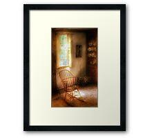 Livingroom Framed Print