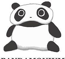 Panda Pun by ChloeBlythe
