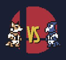 8-BIT VS. - Space Animals by rabbitlegs