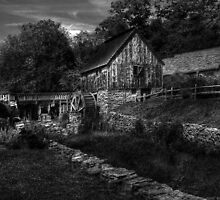 The Mill  by Mike  Savad