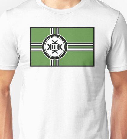 Kekistani Post War Flag Unisex T-Shirt