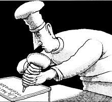 Chef by MarkHackett