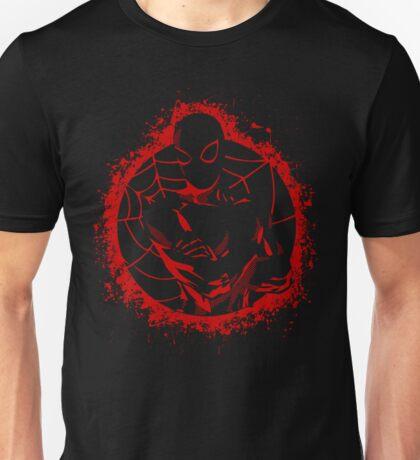 Shadow of Spidey Unisex T-Shirt
