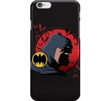 KNIGHT OF GOTHAM iPhone Case/Skin