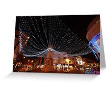 Christmas in Brighton 2 Greeting Card