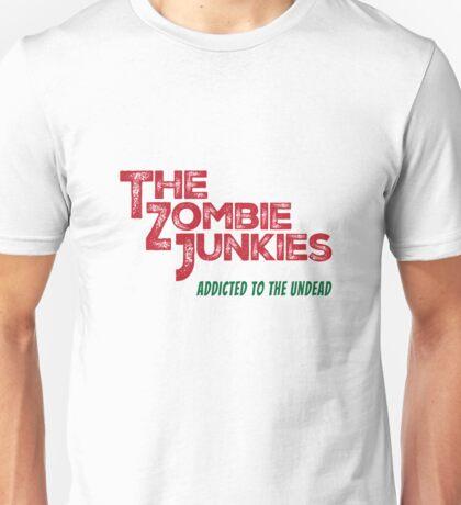 The Zombie Junkies Unisex T-Shirt