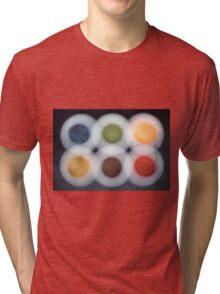 Funky Olympics Tri-blend T-Shirt